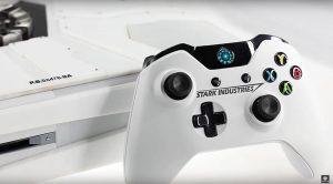 Iron Man tiene su propia Xbox One