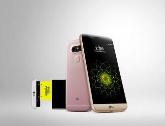 La división de móviles de LG se desmorona en ventas