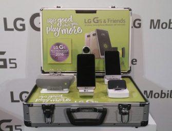 LLega a España LG G5, el smartphone más playful del mercado