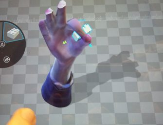 Cuando la tecnología 3D permite rehabilitar una lesión desde casa