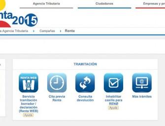 Renta 2015: La avalancha de usuarios tumba la web de la Agencia Tributaria