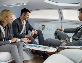Amazon y Microsoft luchan por el servicio de mapas de coches autónomos
