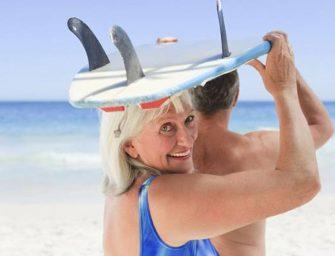 Los silver surfers a la conquista del comercio electrónico