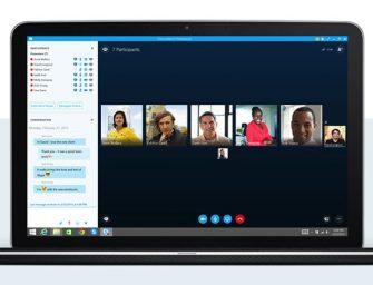 Microsoft quiere su Skype para empresas en todos los Apple