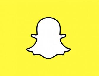 Guía rápida para empezar con Snapchat