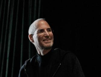 Steve Jobs deja Apple