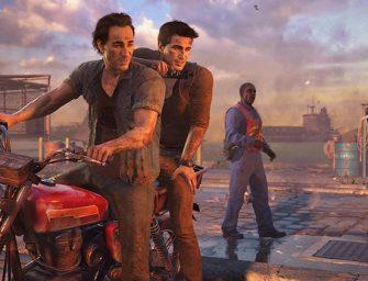 Uncharted 4 demuestra su imponente apartado técnico en PlayStation 4
