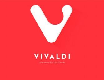 Vivaldi, el navegador del creador de Opera, amenaza el imperio de Google Chrome