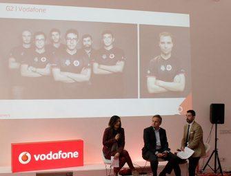Los eSports se estrenan en televisión por la puerta grande con Vodafone