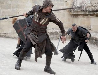 El tráiler de Assassin's Creed es un salto de fe