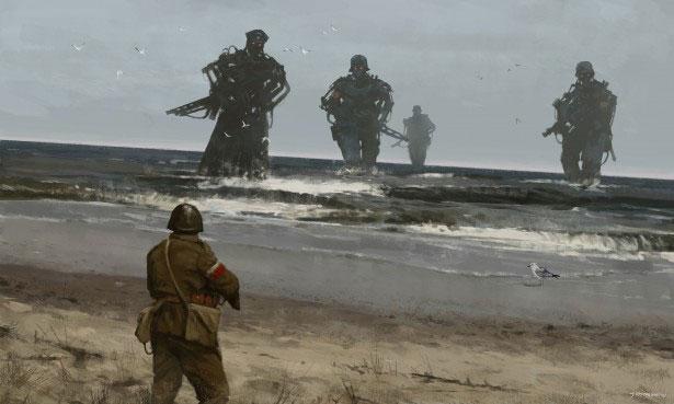 Así son los mecas de Battlefield 1