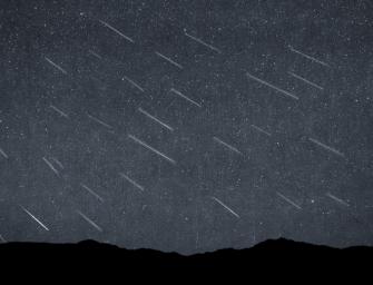 Una startup japonesa prepara una lluvia de meteoritos para Tokio 2020