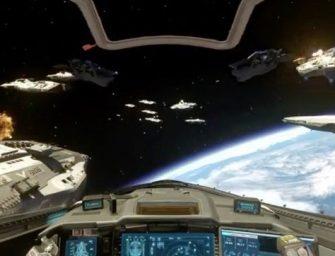 Call of Duty Infinite Warfare sitúa su guerra en las estrellas