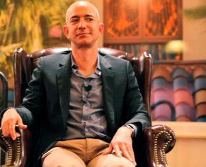 Jeff Bezos - acciones de Amazon