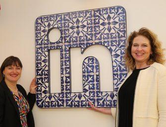 LinkedIn celebra su cuarto aniversario estrenando oficinas en Madrid