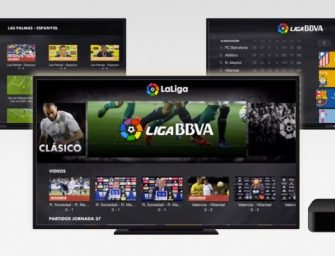 El minuto a minuto de LaLiga en Apple TV