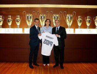 El Real Madrid y Microsoft buscan un futuro mejor con la educación digital