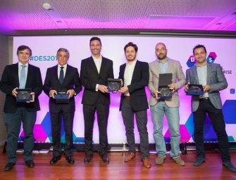 Una fintech galardonada como la startup más disruptiva en los European Digital Mindset Awards