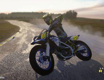 Valentino Rossi relanza los videojuegos de motos