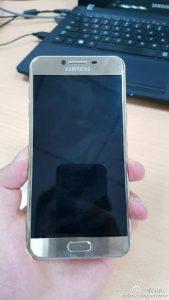 Imágenes del nuevo Galaxy C5