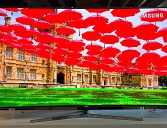 Samsung quiere convertir los televisores en el centro del hogar (otra vez)