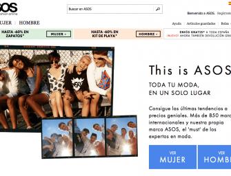 ASOS y Wayra a la caza de startups tecnológicas de moda