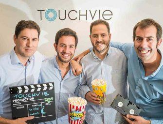 La startup española Touchvie llega a Silicon Valley