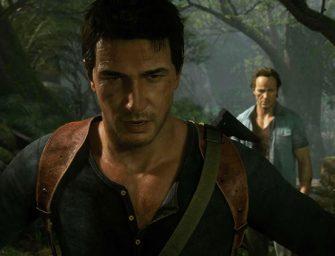 Nathan Drake reta a los madrileños en el lanzamiento de Uncharted 4
