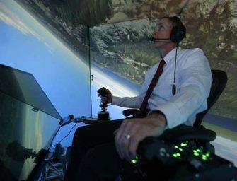 ALPHA, el mejor piloto de cazas del mundo