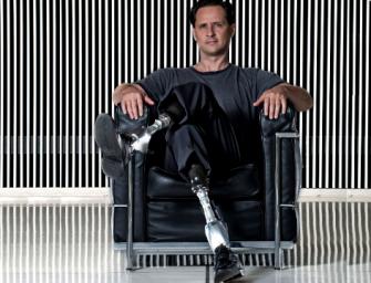 Hugh Herr, el hombre biónico, recibe el Premio Princesa de Asturias