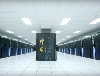 China fabrica otra vez el ordenador más rápido del mundo