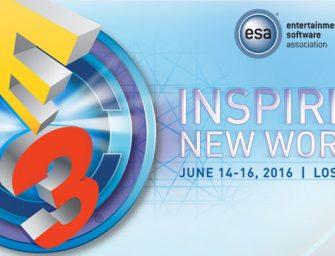 E3 2016: Todas las conferencias en directo
