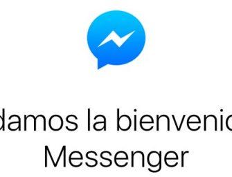 Facebook obligará a los usuarios de Android a usar Messenger