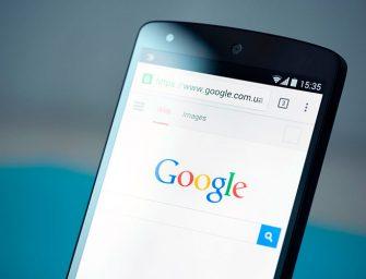 Google se enfrenta a la publicidad intrusiva en los smartphones