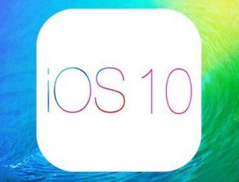 Las diez grandes novedades de iOS 10