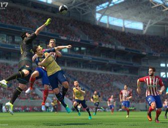 PES 2017 quiere hacer sombra a FIFA 17 en el E3