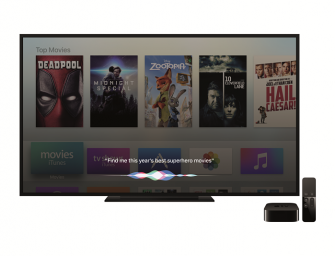 La tvOS 2 de Apple llega con un 'smart' mando