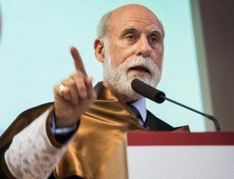 """Vinton Cerf: """"En Silicon Valley los fracasos son una señal deexperiencia"""""""
