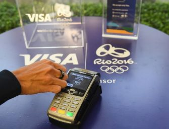 Visa inventa un anillo mágico para los atletas en Río 2016