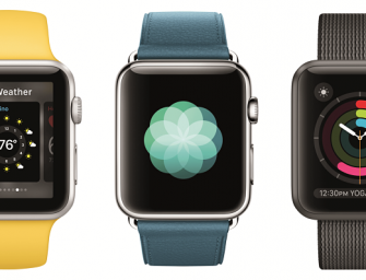 El Watch OS3, la interacción total con un reloj