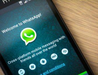 Nueva polémica en WhatsApp: los chats eliminados no se borran del móvil
