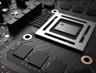 Sony se sorprende del anuncio de Xbox One Scorpio y alaba a Apple