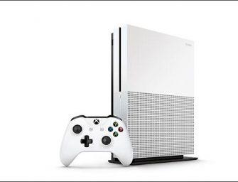 Xbox One S: el regalo de Microsoft para estas vacaciones