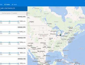 Google Maps ya incluye múltiples destinos en la misma ruta