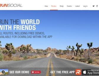 Runsocial, una App para correr de forma diferente