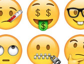 Los emojis gigantes llegan a WhatsApp