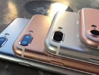 En rosa oro y con cámara dual: las últimas filtraciones del iPhone 7