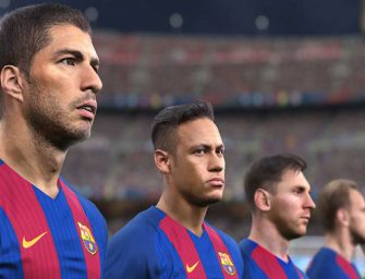 PES 2017 dispara primero: su demo ya está disponible