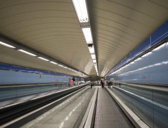 Lo que la tecnología puede hacer cuando cierran el Metro
