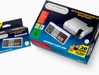 Nintendo dejó un mensaje secreto a los hackers en la NES Mini